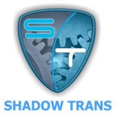 SHADOW TRANSPORT LOGO